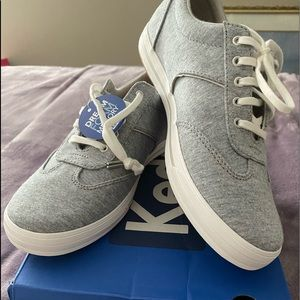 $25⬇️Keds Heathered Grey Sneakers